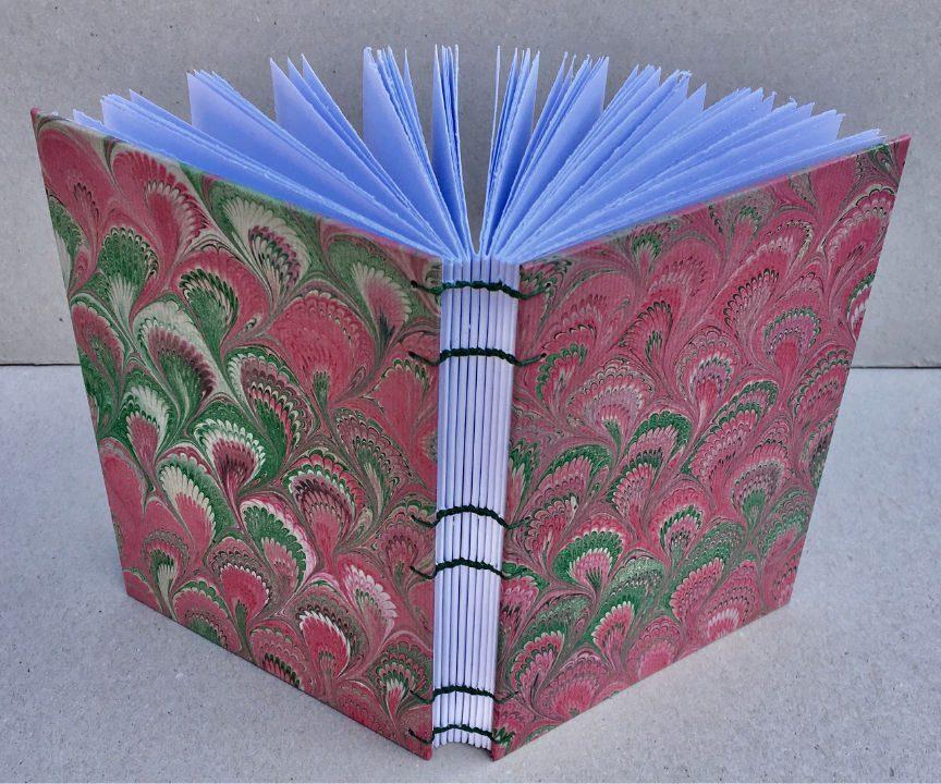 Bookbinders Lewes Coptic Binding