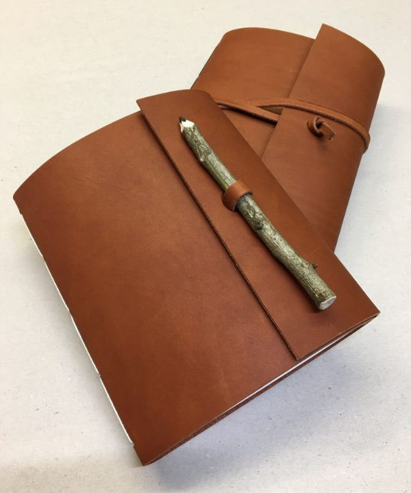 Bookbinders Lewes Leather Journal